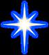 ornament-star-shine-glow-bright